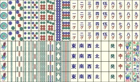 "Mahjong Mah-Jongg Tile Spare Replace Mahjonng White 1 3//16""x 7//8"" x 1//2"" New 1"